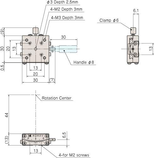 dm0465r应用电路图